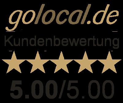Golocal Kundenbewertung