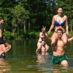 Wasserschlacht und Waterbattle bei SOMMERJUNG, dem Ferienlager für Erwachsene
