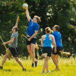 Quidditch bei SOMMERJUNG, dem Ferienlager für Erwachsene