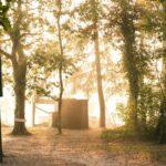 Morgenstimmung bei SOMMERJUNG, dem Ferienlager für Erwachsene