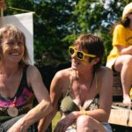 Entspannung bei SOMMERJUNG, dem Ferienlager für Erwachsene