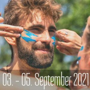 03. – 05. September 2021